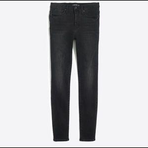 NWT J. Crew Mercantile High Rise Skinny Jeans 32